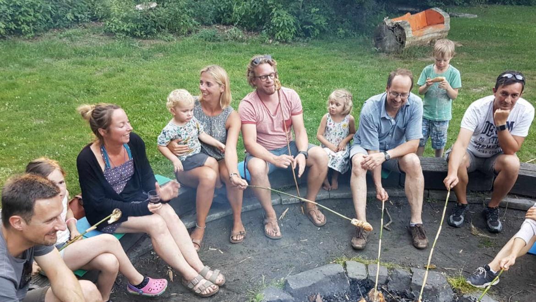 Tolles Wochende im Forsthaus Haidberg